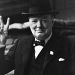 Berühmte Fliegenträger #2: Sir Winston Churchill
